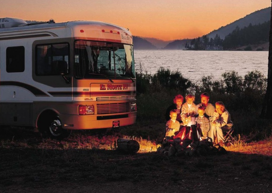 Local RV Rental and Travel Trailer Rental - The Camper